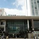 仙台駅東口正面の風景写真