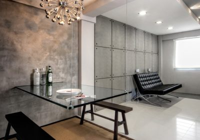 Office interior design singapore