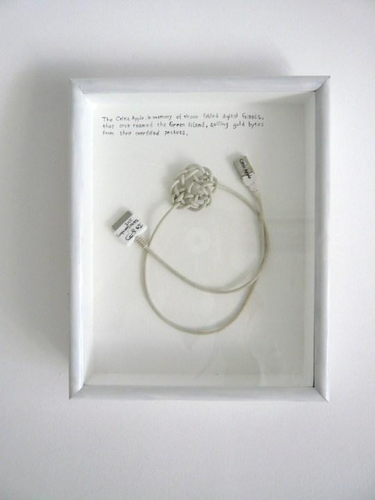 Celtic Apple, object no 2