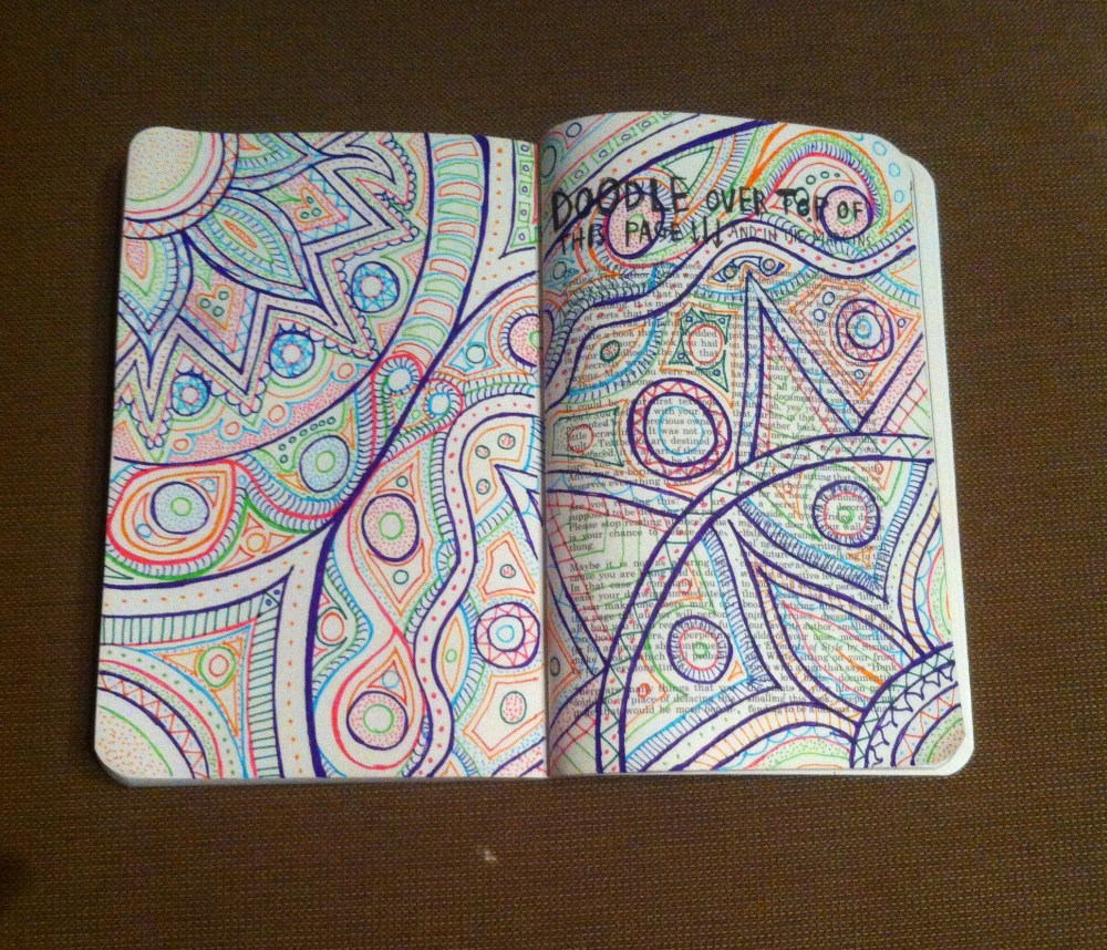 Wreck this Journal (2/3)