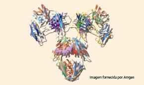 Estrutura complexa, de tamanho médio a grande, por exemplo, anticorpo monoclonal: > 20.000 átomos
