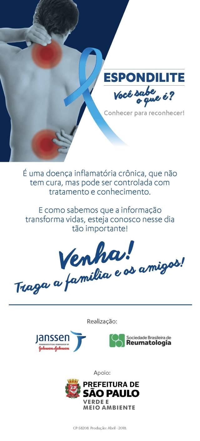 """alt=""""Caminhada alusiva ao Dia Mundial da Espondilite em São Paulo"""""""