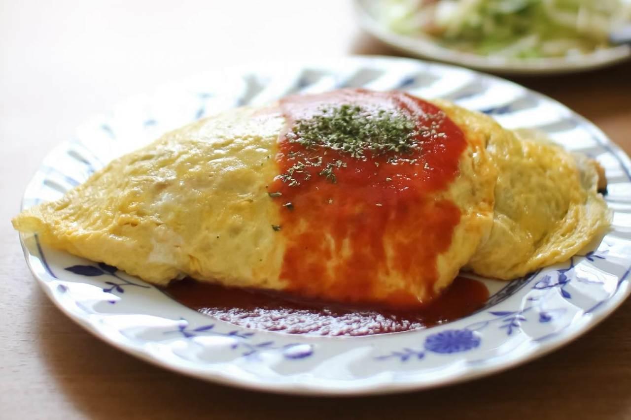 プロ級で美味しい!簡単なふわとろオムライスのレシピと作り方のコツ