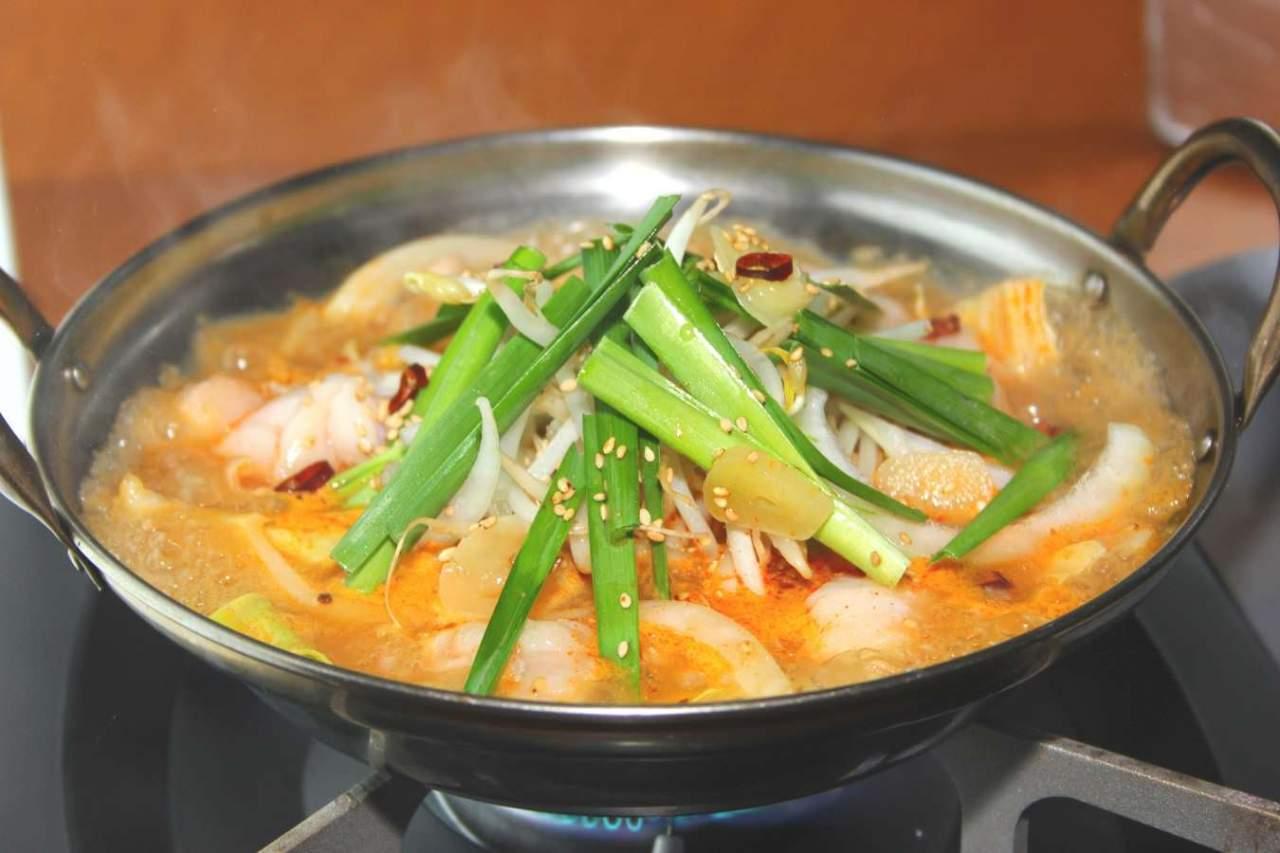 超おいしくて体が温まる!もつ鍋の簡単なレシピと作り方のコツ3選