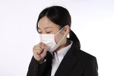 長引くのを防止!風邪などで止まらない咳を簡単に止める方法4選