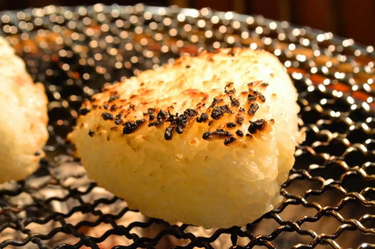 バーベキューでもおすすめ!香ばしい絶品な焼きおにぎりの作り方・レシピ
