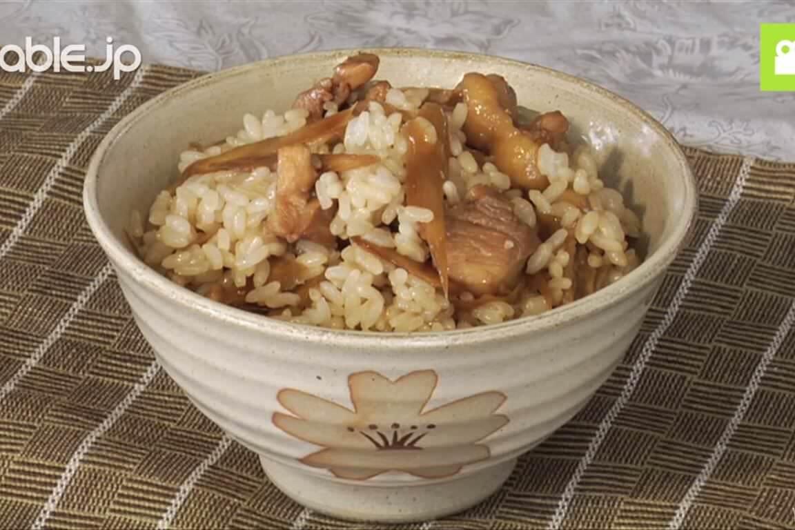 大分県の絶品郷土料理!おいしい鶏めしの簡単な作り方・レシピ