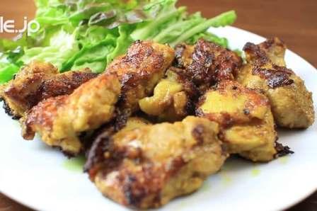 インド料理の代表格!ジューシーなタンドリーチキンの作り方・レシピ