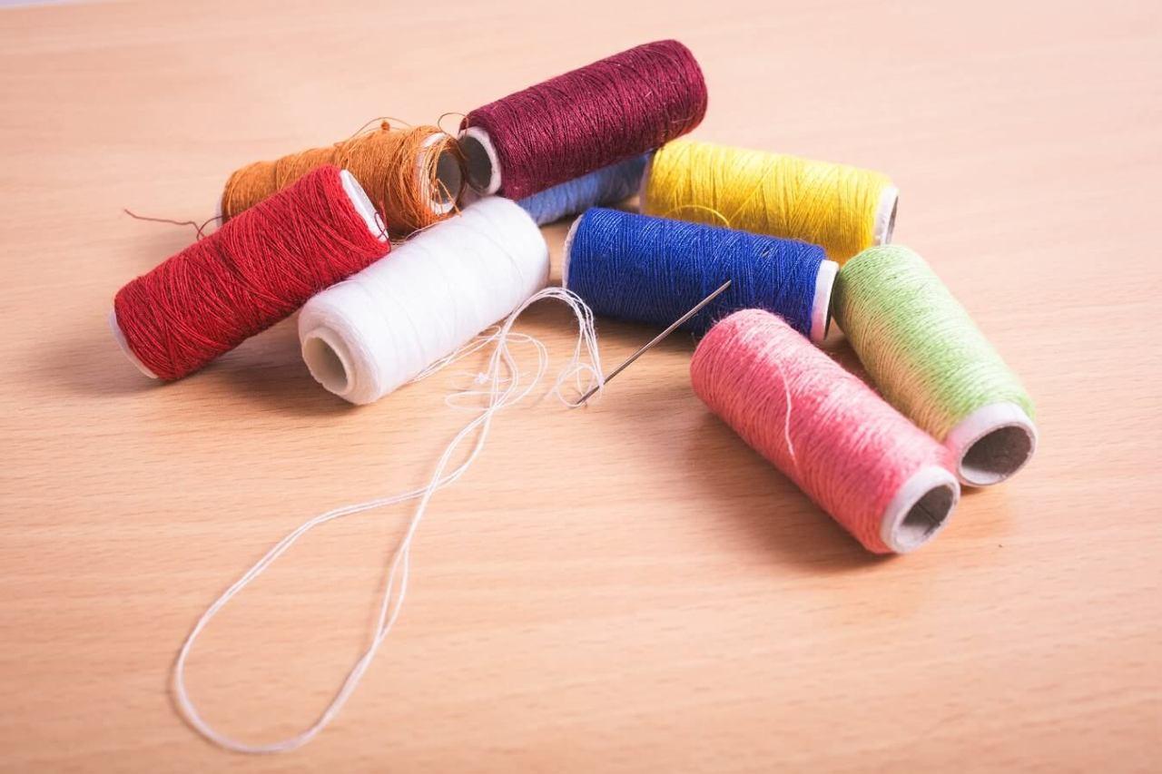 上手に縫う!破れた衣服を直す時の縫い方の基本的な注意事項4選