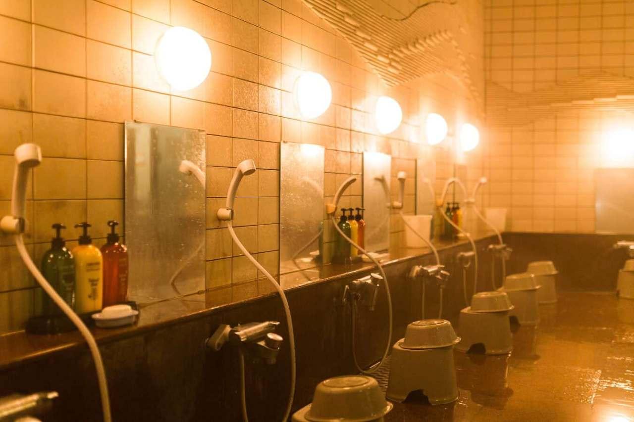 水分補給やかけ湯が重要!温泉や銭湯の正しい入り方や入浴方法3選