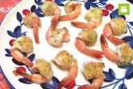 にんにくの風味がGOOD!えびのチーズガーリック焼きの作り方・レシピ