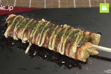 九州のお祭りの美味しいB級グルメ!はしまきの作り方・レシピ