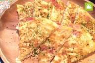 ネバネバ感が最高!長いもとベーコンのチーズチヂミの作り方・レシピ