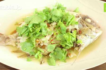 さっぱりした味わい!白身魚のエスニック焼きの作り方・レシピ