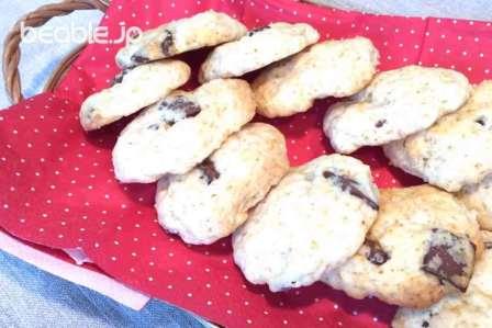 バターを使わないで作れる!おしゃれカフェ風クッキーの作り方・レシピ