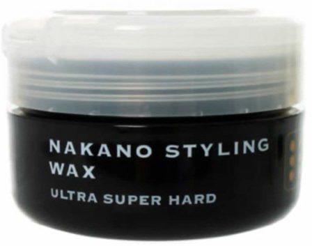 ナカノ スタイリング ワックス 6 ウルトラスーパーハード