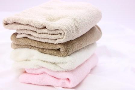 肌触りが最高!タオルをふわふわにするための5つの洗濯のコツや方法