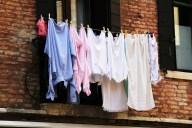 簡単に乾燥!生乾きの洗濯物や衣服をすぐに乾かす方法4選