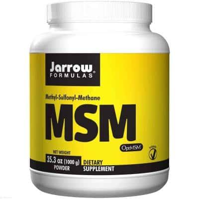 Пищевая добавка MSM: для лечения суставов и восстановления мышц. Применение метилсульфонилметана при болях и воспалении суставов