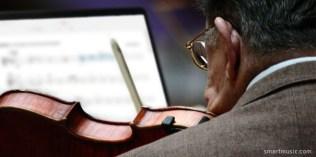 SM foto violin prof