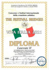 Italia 2021 Siwiecki Kosztyła 2