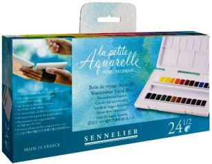 Are Sennelier L'Aquarelle the best watercolour paints for artists?
