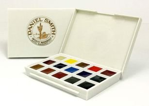 What are the best watercolour paints. Quality watercolour paints, Daniel Smith watercolour paint sets.