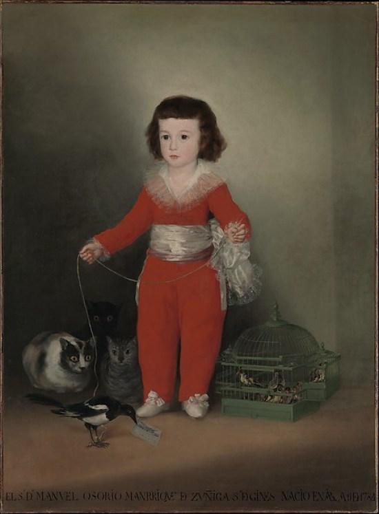Гойя Портрет
