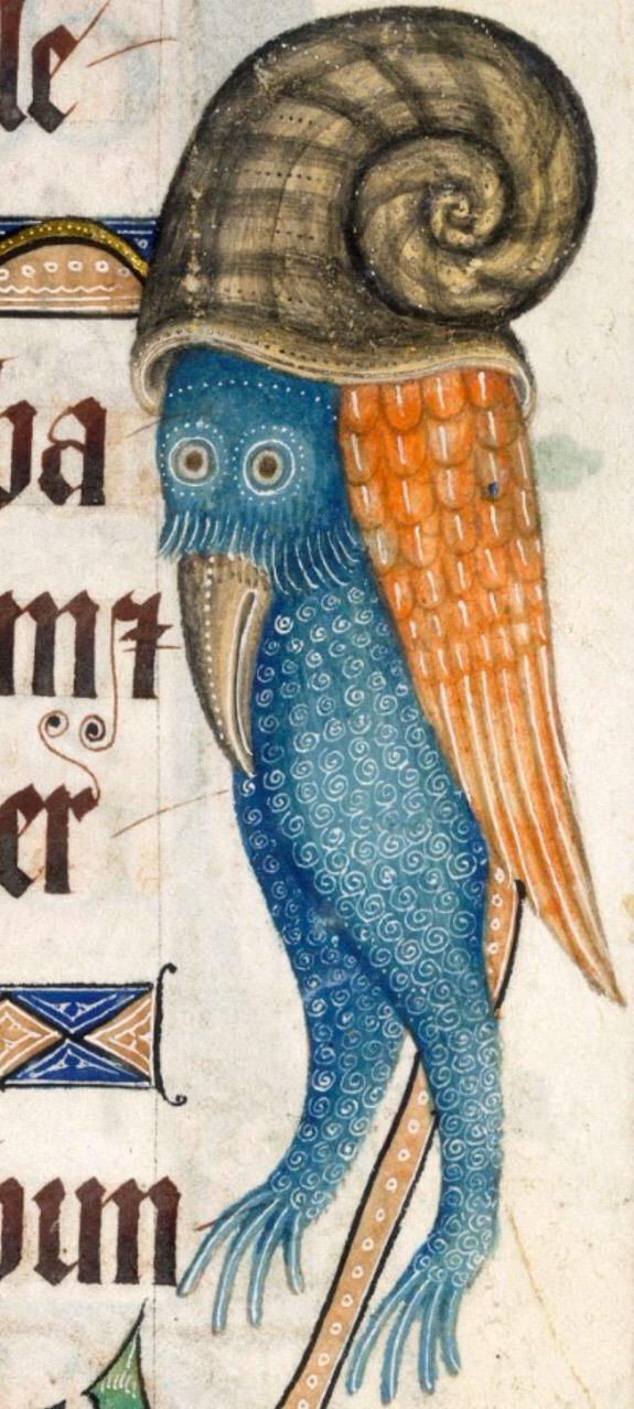 Псалтырь средневековья
