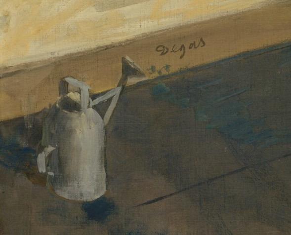 Картины Эдгара Дега