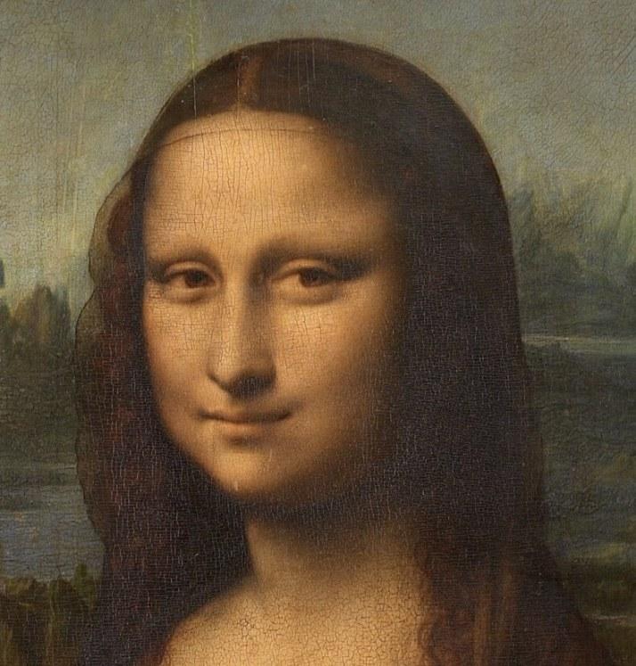 Мона Лиза сфумато