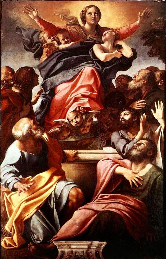Караччи Успение Марии