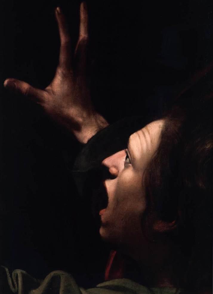Караваджо поцелуй Иуды святой Иоанн