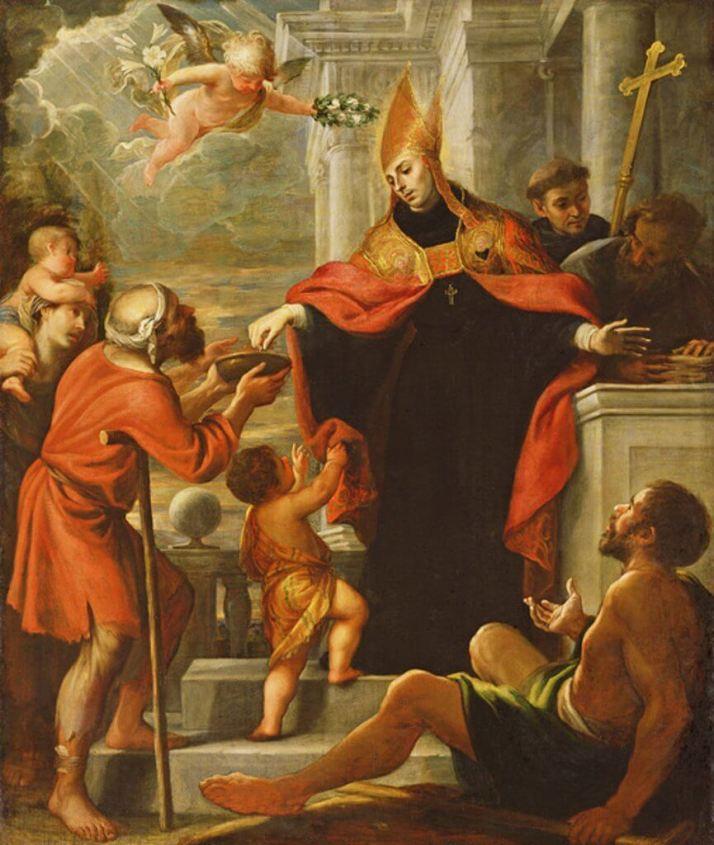 Черезо Младший святой Томас