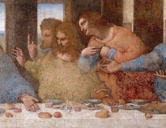 Леонардо да Винчи Иаков заведеев