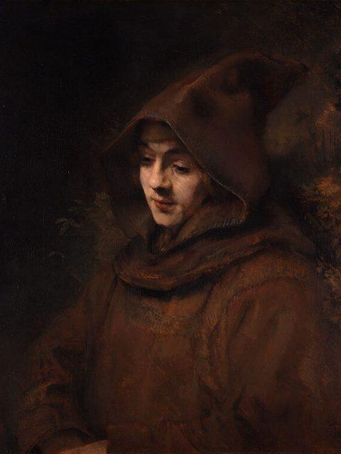 Рембрандт титус