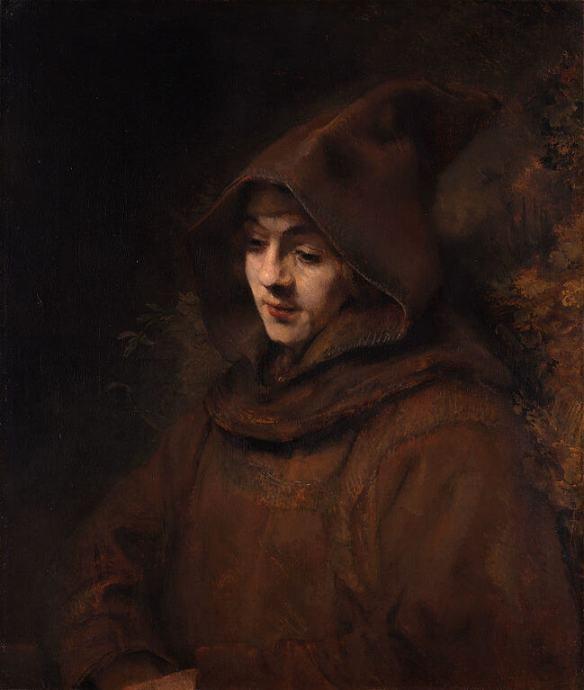 Рембрандт. Титус.