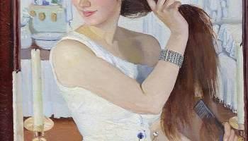 Картины Зинаиды Серебряковой. Жизнь в 7 полотнах