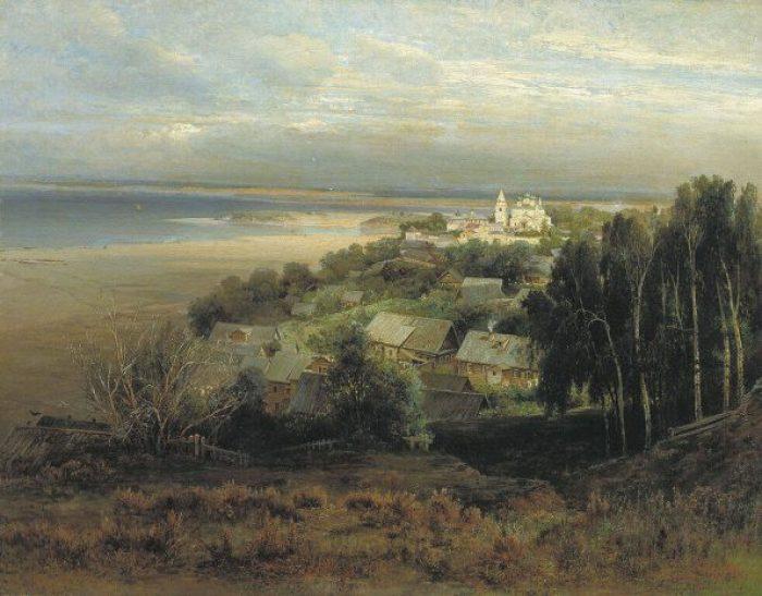 Саврасов печерский монастырь