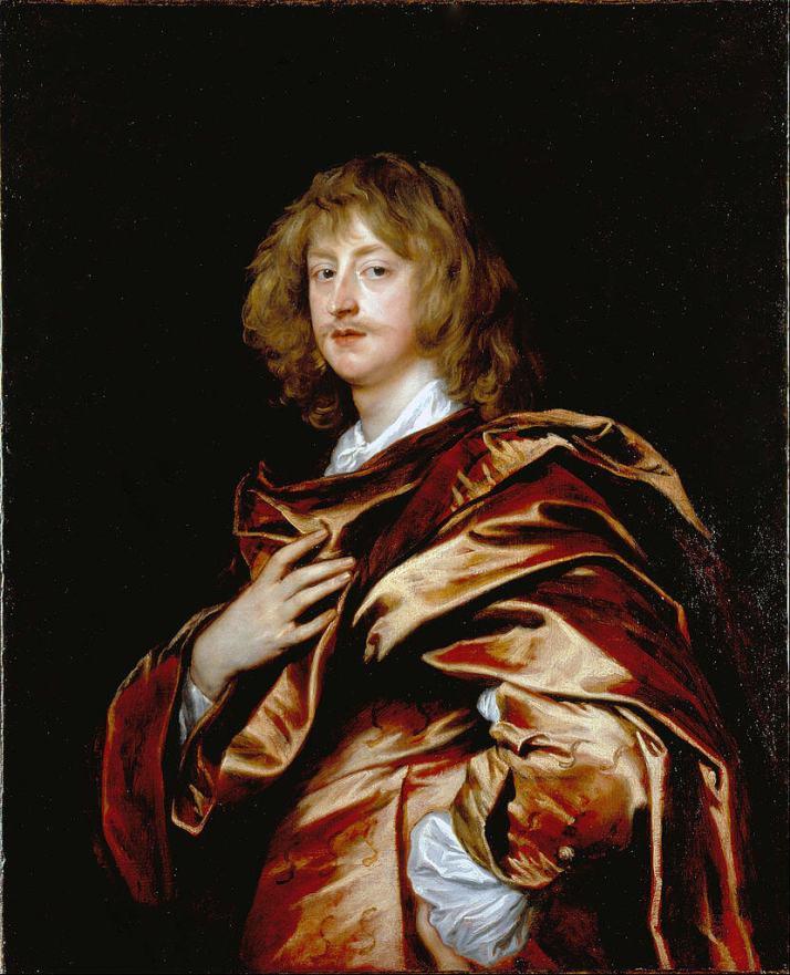 Ван Дейк портрет сэра Дигби