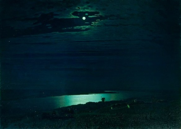 Куинджи лунная ночь
