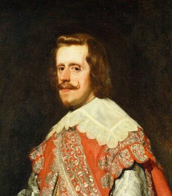 Веласкес Филипп 4 1644 год
