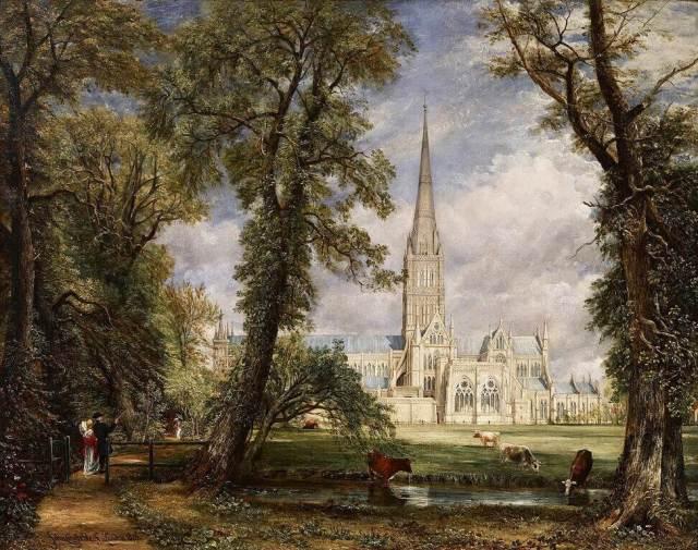 Констебль кафедральный собор Солсбери