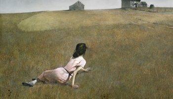 Мир Кристины. Почему картина Эндрю Уайета стала культовой