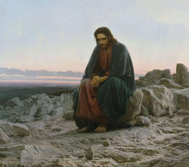 «Христос в пустыне». Как появился на свет шедевр Крамского