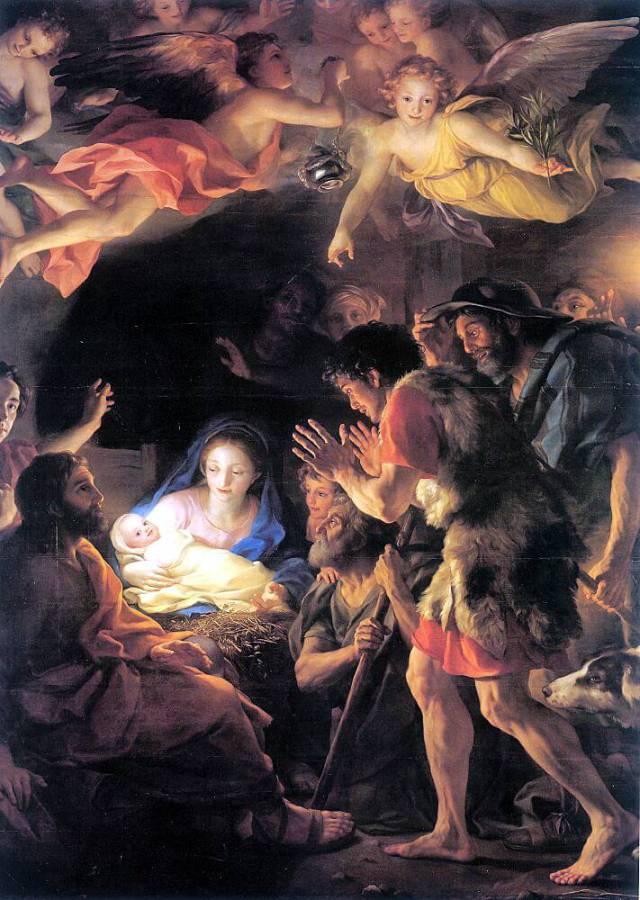 Менгс Рождество