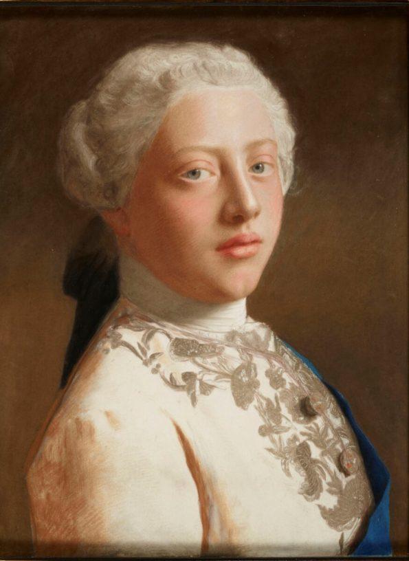 Лиотар Портрет принца уэльского
