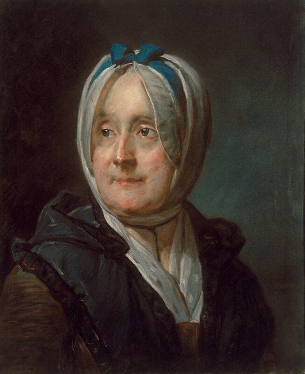 Шарден портрет жены