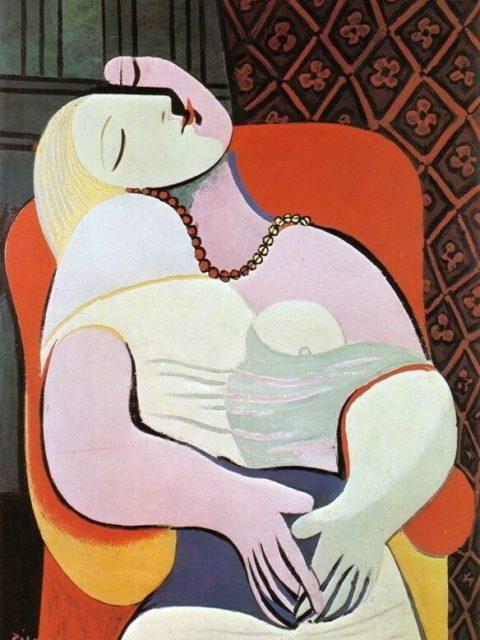 Пикассо сон