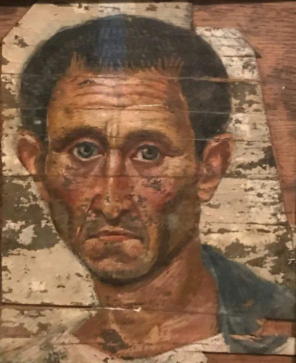 Фаюмский портрет 1 век